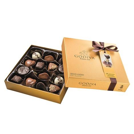 Chocolates 14pcs