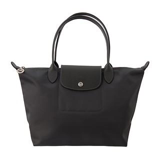 Le Pliage Neo [M] Shoulder bag #Grey