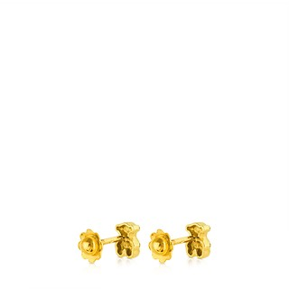 18KT GOLD EARRINGS
